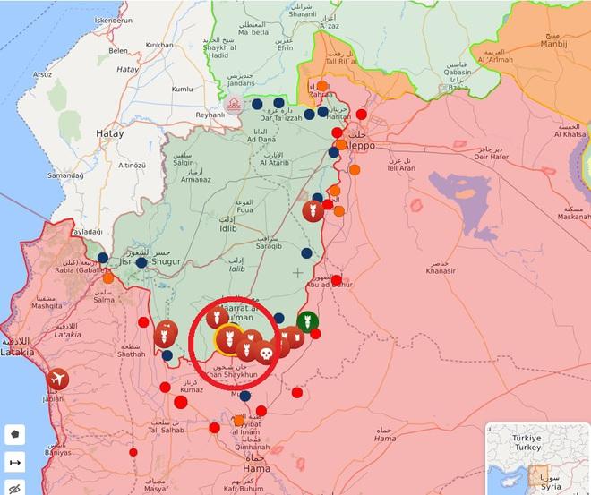 Iran bất ngờ đưa vũ khí nóng tới Syria, quyết chiến với Israel - Điều lo sợ nhất đã xảy ra? - Ảnh 14.