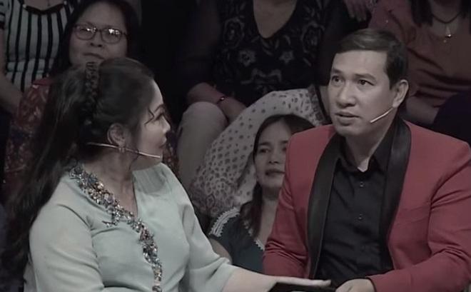 """NSND Hồng Vân: """"Có Quang Thắng tôi bớt sợ Tự Long"""""""