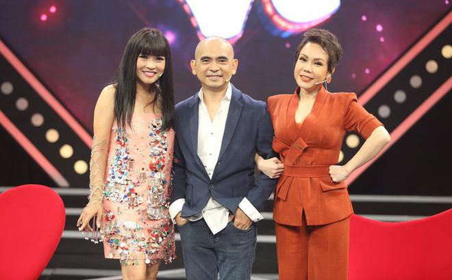 """Sỹ Luân, Đức Trí tranh thủ """"kể xấu"""" Phương Thanh trên sóng truyền hình"""