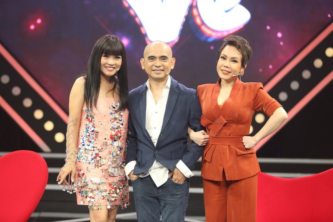Sỹ Luân, Đức Trí tranh thủ kể xấu Phương Thanh trên sóng truyền hình - Ảnh 4.