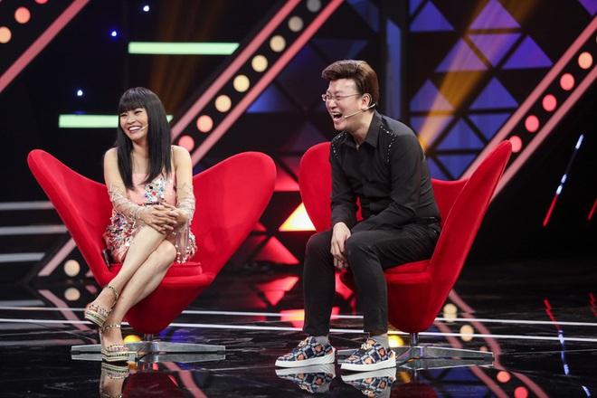 Sỹ Luân, Đức Trí tranh thủ kể xấu Phương Thanh trên sóng truyền hình - Ảnh 3.