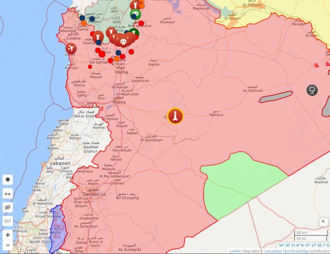 Iran bất ngờ đưa vũ khí nóng tới Syria, quyết chiến với Israel - Điều lo sợ nhất đã xảy ra? - Ảnh 16.