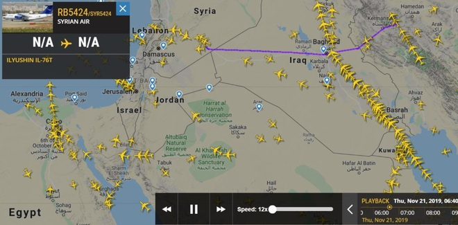 Iran bất ngờ đưa vũ khí nóng tới Syria, quyết chiến với Israel - Điều lo sợ nhất đã xảy ra? - Ảnh 10.
