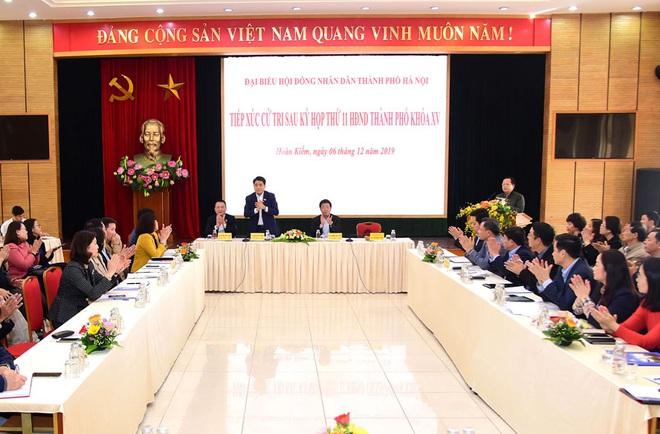 Chủ tịch Hà Nội nói về thí điểm làm sạch sông Tô Lịch: Tổ chức Nhật Bản không tuân thủ yêu cầu - Ảnh 1.