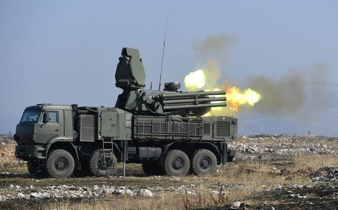 Israel hủy diệt tên lửa Buk-M2 và Pantsir-S1 tối tân: Syria tổn thất nặng - Bằng chứng sốc