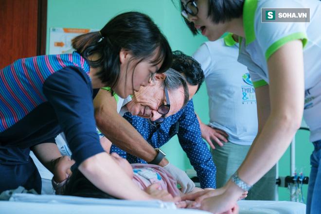 Hành trình 10 năm vá lỗi tạo hoá cho trẻ Việt của bác sĩ tiết niệu Nhi hàng đầu người Ý - Ảnh 4.