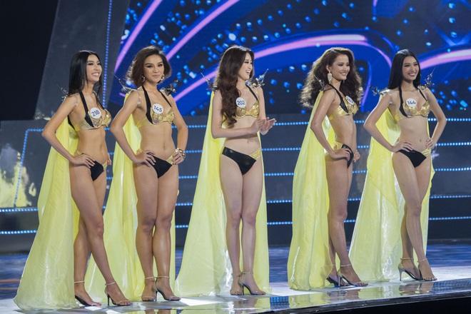 Cận cảnh phần trình diễn bikini nóng bỏng của Tân hoa hậu Hoàn vũ Việt Nam 2019 - Ảnh 2.