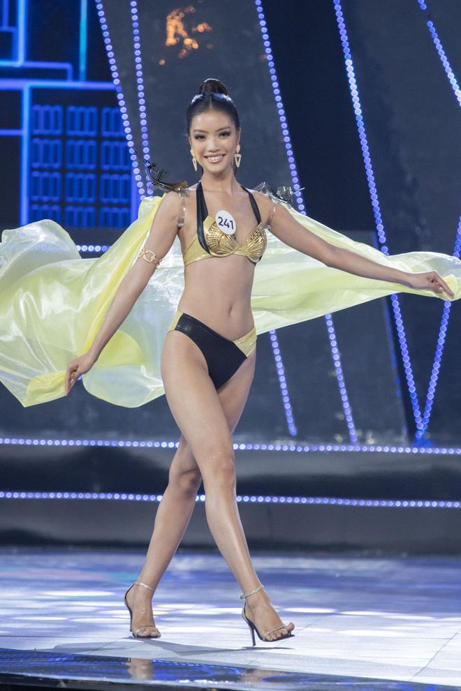 Cận cảnh phần trình diễn bikini nóng bỏng của Tân hoa hậu Hoàn vũ Việt Nam 2019 - Ảnh 14.