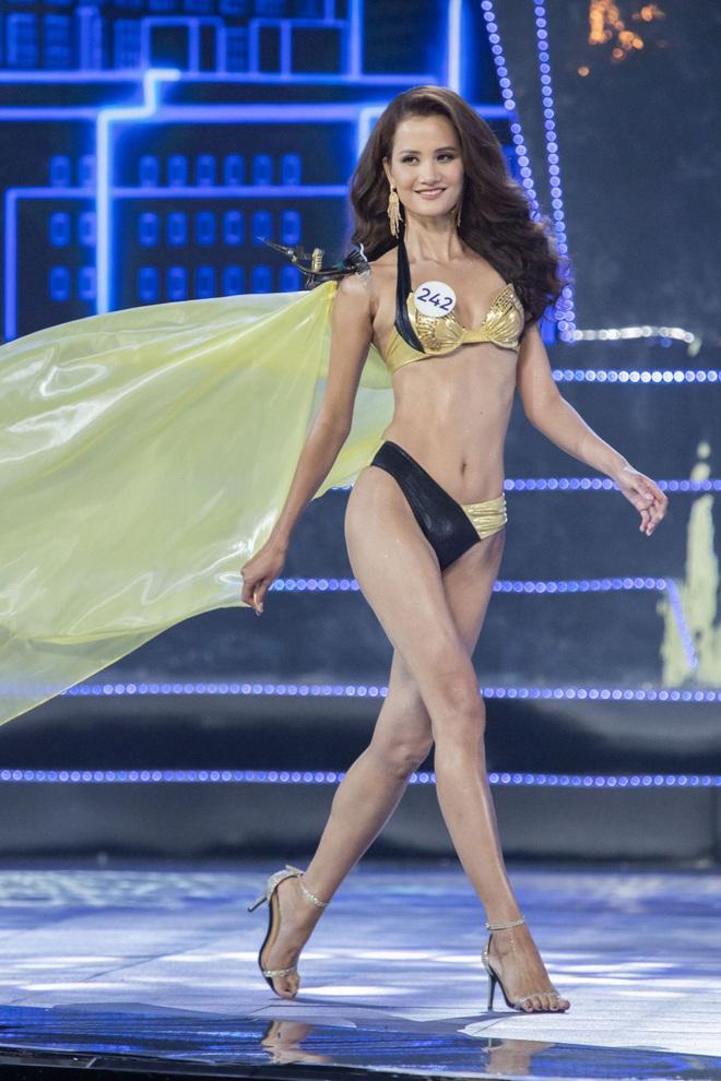 Cận cảnh phần trình diễn bikini nóng bỏng của Tân hoa hậu Hoàn vũ Việt Nam 2019 - Ảnh 16.
