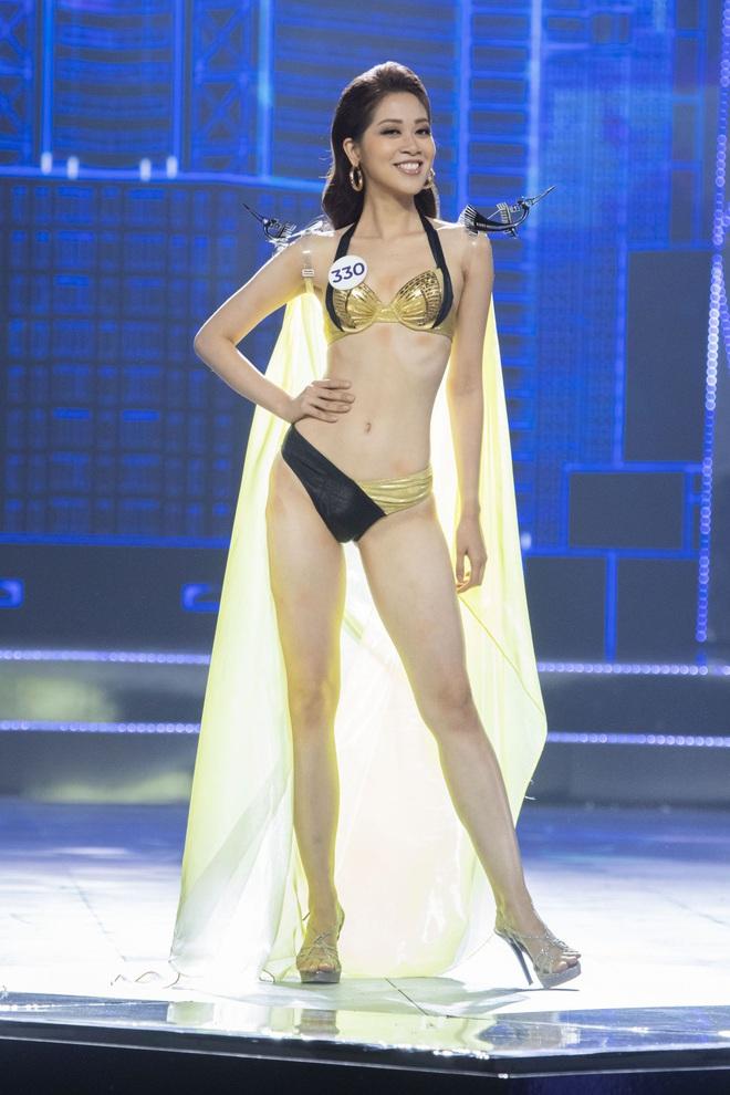 Cận cảnh phần trình diễn bikini nóng bỏng của Tân hoa hậu Hoàn vũ Việt Nam 2019 - Ảnh 17.