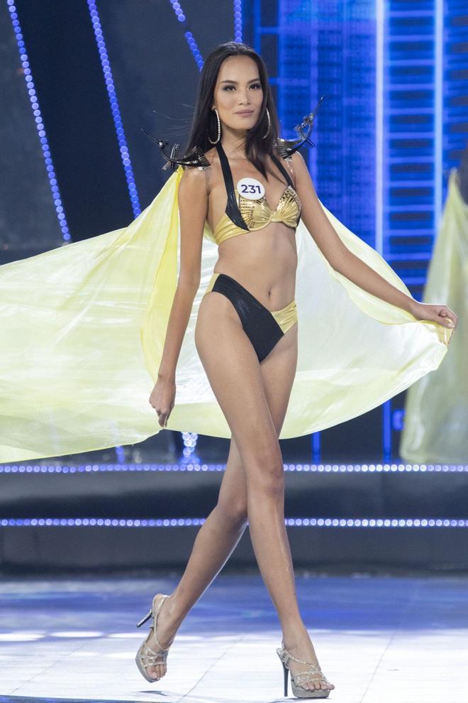 Cận cảnh phần trình diễn bikini nóng bỏng của Tân hoa hậu Hoàn vũ Việt Nam 2019 - Ảnh 5.