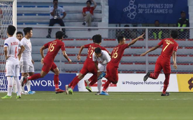 """Báo Indonesia chỉ ra độc chiêu giúp đội nhà """"tung đòn kết liễu"""" U22 Myanmar"""