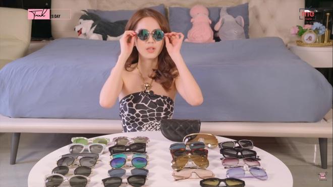 Ngọc Trinh: Vũ Khắc Tiệp hết tiền nên phải nhờ tôi mua kính rồi đổi lại bằng chiếc khác - Ảnh 3.