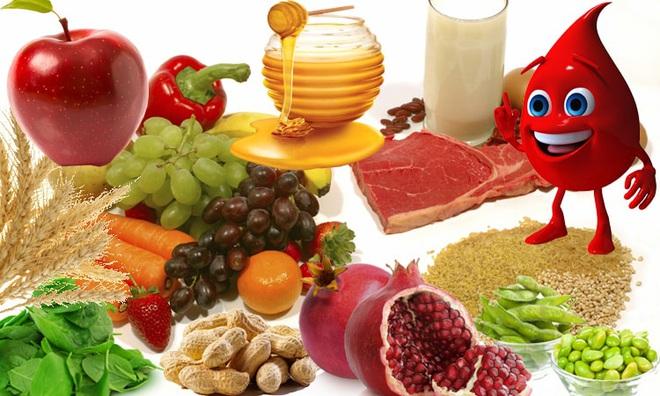 10 siêu thực phẩm ngăn ngừa thiếu máu - Ảnh 1.