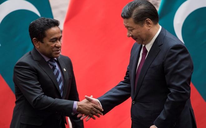 """Maldives chật vật với Vành đai và con đường: """"Chúng tôi đang liên lạc với chính phủ Trung Quốc"""""""