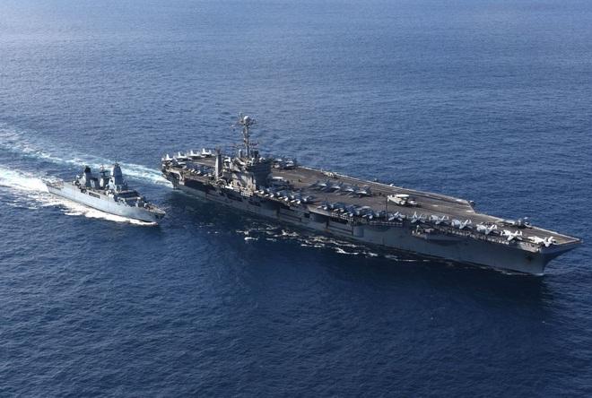 CẬP NHẬT: Tàu sân bay Mỹ tiến sát căn cứ quân sự Nga tại Syria - Tên lửa phòng không Nga bắn hạ UAV Mỹ tại Libya? - Ảnh 6.