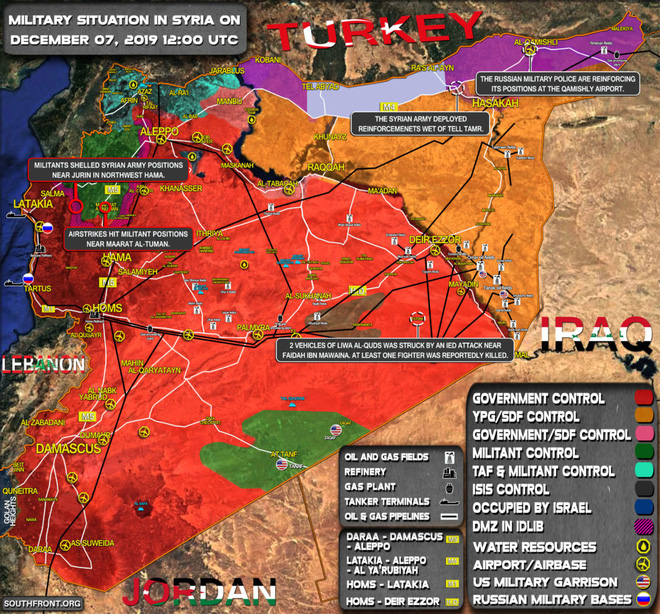 CẬP NHẬT: Tàu sân bay Mỹ tiến sát căn cứ quân sự Nga tại Syria - Tên lửa phòng không Nga bắn hạ UAV Mỹ tại Libya? - Ảnh 1.