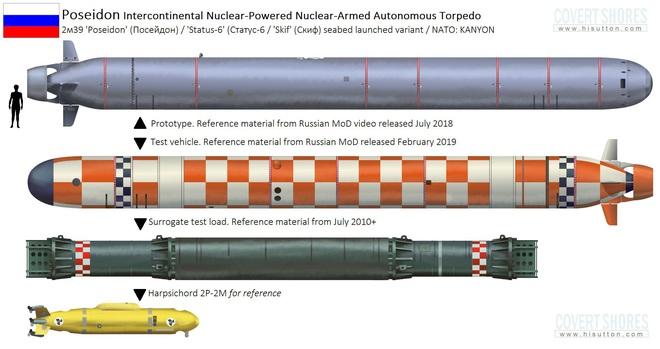 Vũ khí ngày tận thế tên lửa Burevestnik và ngư lôi Poseidon trước nguy cơ bị Nga khai tử - Ảnh 12.