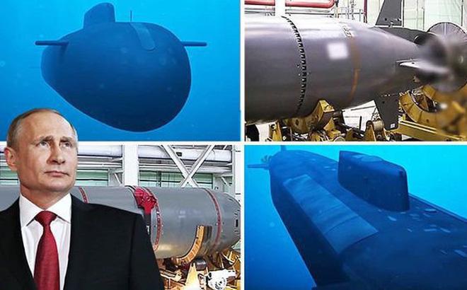 """""""Vũ khí ngày tận thế"""" tên lửa Burevestnik và ngư lôi Poseidon trước nguy cơ bị Nga """"khai tử"""""""