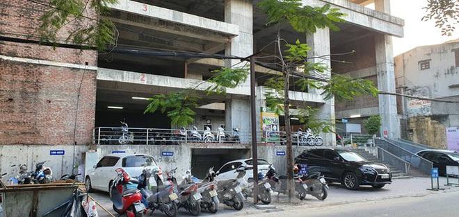 Tòa nhà chọc trời bỏ hoang giữa trung tâm thành phố Hải Phòng - Ảnh 3.
