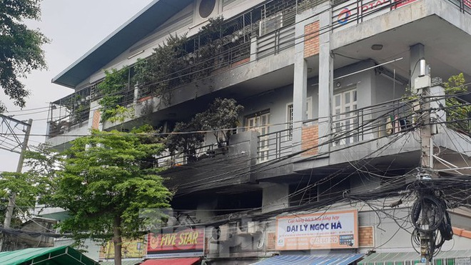 Ám ảnh hiện trường vụ cháy nhà trong đêm, 3 người chết ở Sài Gòn - Ảnh 5.