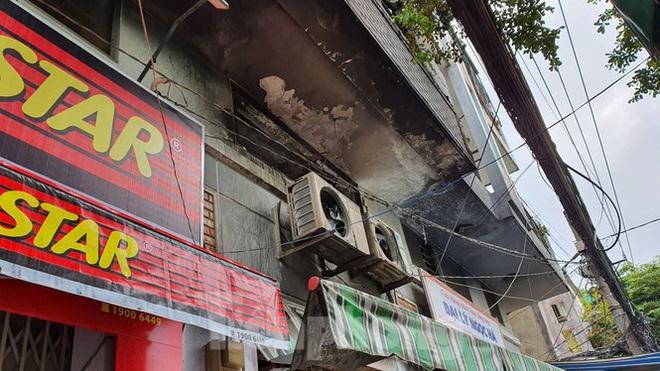 Ám ảnh hiện trường vụ cháy nhà trong đêm, 3 người chết ở Sài Gòn - Ảnh 6.