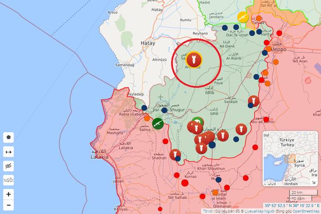 CẬP NHẬT: Bom Ninja Mỹ tiếp tục băm nhỏ phiến quân, Rồng lửa S-400 lần đầu nổ súng tại Syria - Nga lấy lại thể diện? - Ảnh 8.