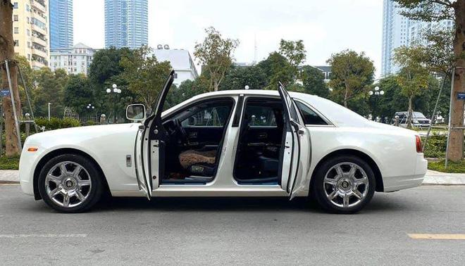 Rolls-Royce Ghost biển siêu đẹp, chạy 10 năm rao bán 9,999 tỷ đồng ở Hà Nội - Ảnh 6.