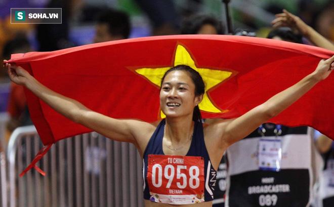 Nhập tịch 2 VĐV đua huy chương, chủ nhà Philippines vẫn thua cay đắng trước Lê Tú Chinh