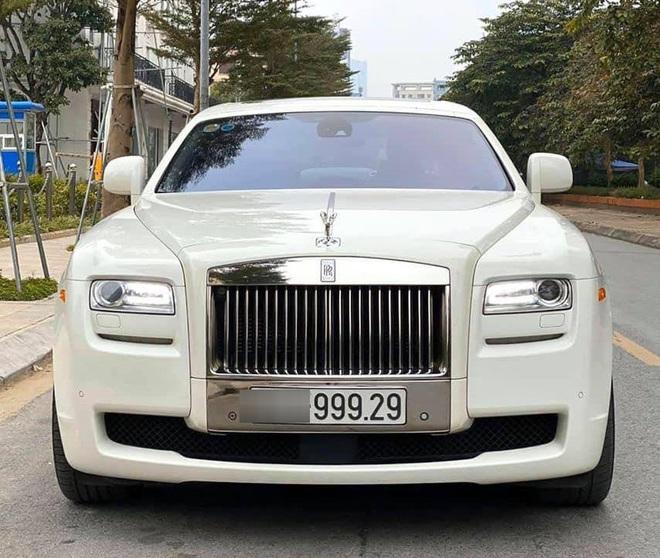 Rolls-Royce Ghost biển siêu đẹp, chạy 10 năm rao bán 9,999 tỷ đồng ở Hà Nội - Ảnh 5.