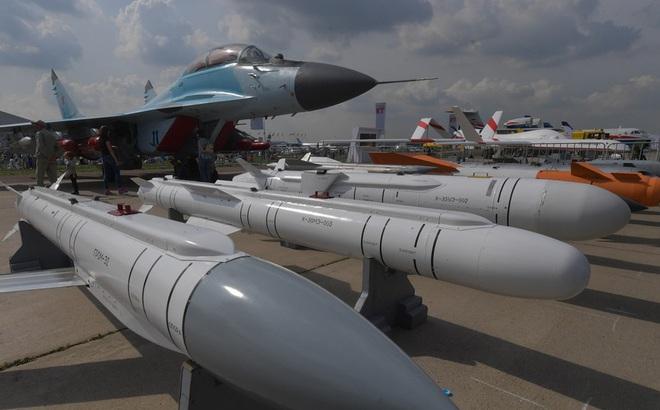 """MiG-35 Nga sẽ tác chiến cùng UCAV tấn công """"cực đỉnh"""""""