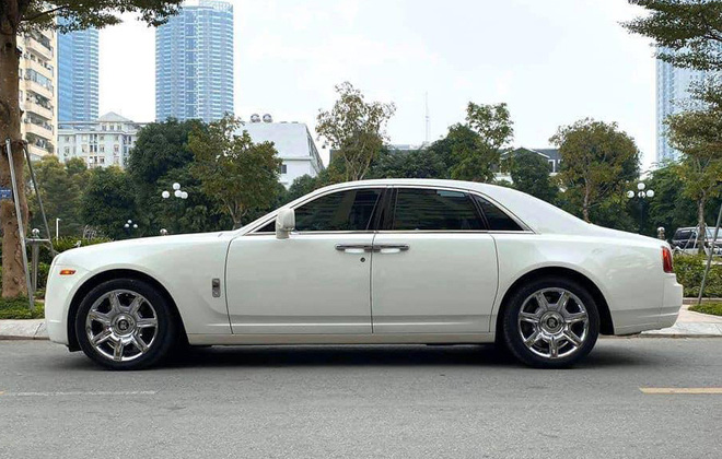 Rolls-Royce Ghost biển siêu đẹp, chạy 10 năm rao bán 9,999 tỷ đồng ở Hà Nội - Ảnh 8.