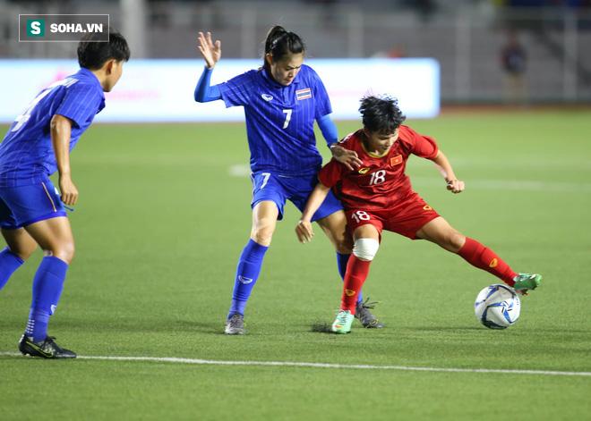 Hạ Thái Lan bằng độc chiêu, Việt Nam giành tấm HCV SEA Games sau trận cầu vô cùng quả cảm - Ảnh 2.