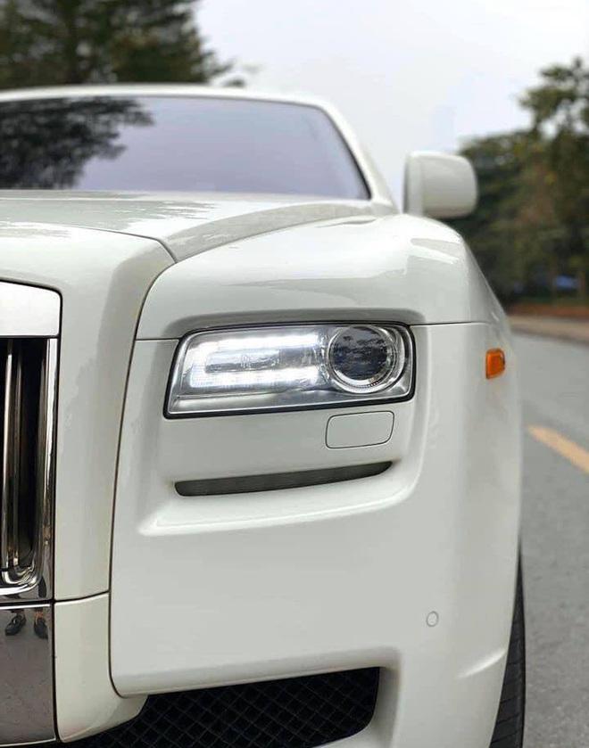 Rolls-Royce Ghost biển siêu đẹp, chạy 10 năm rao bán 9,999 tỷ đồng ở Hà Nội - Ảnh 9.