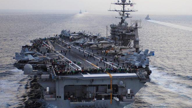 CẬP NHẬT: Bom Ninja Mỹ tiếp tục băm nhỏ phiến quân, Rồng lửa S-400 lần đầu nổ súng tại Syria - Nga lấy lại thể diện? - Ảnh 11.
