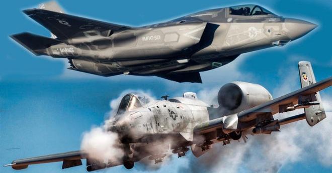 F-35 đắt đỏ nhưng vô dụng, Quân đội Mỹ đang muốn níu kéo cường kích A-10 ở lại? - Ảnh 4.