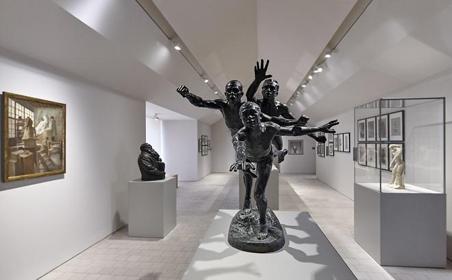 Nàng thơ Camille Claudel: Cuộc đời đầy nước mắt, chết trong cô độc của nhà điêu khắc Pháp - Ảnh 5.