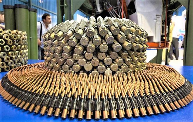 Peroxide hydro có tạo ra cuộc cách mạng đối với đạn bộ binh? - ảnh 1