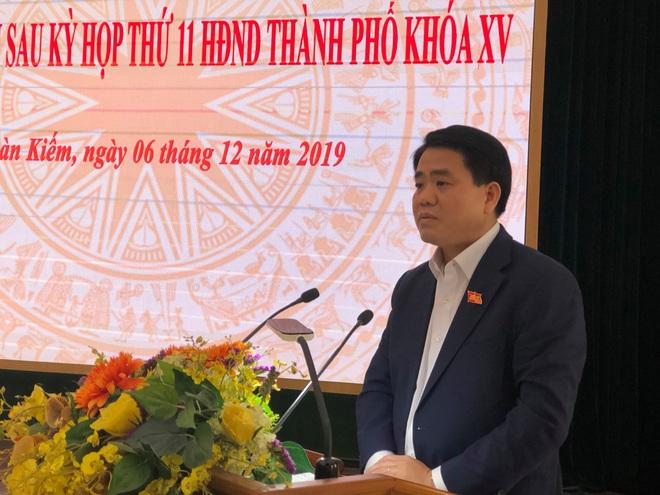 Chủ tịch Hà Nội kết luận thế nào trong buổi làm việc với Tổ chức Nhật Bản thí điểm làm sạch sông Tô Lịch - Ảnh 1.