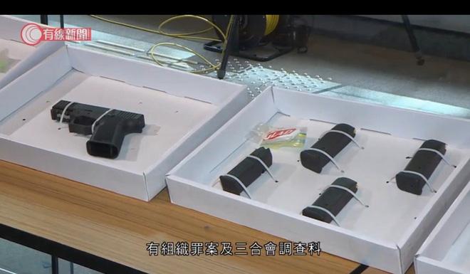 Hồng Kông: Tịch thu khẩn cấp vũ khí nguy hiểm, cảnh báo âm mưu kích động người biểu tình bằng súng - Ảnh 2.