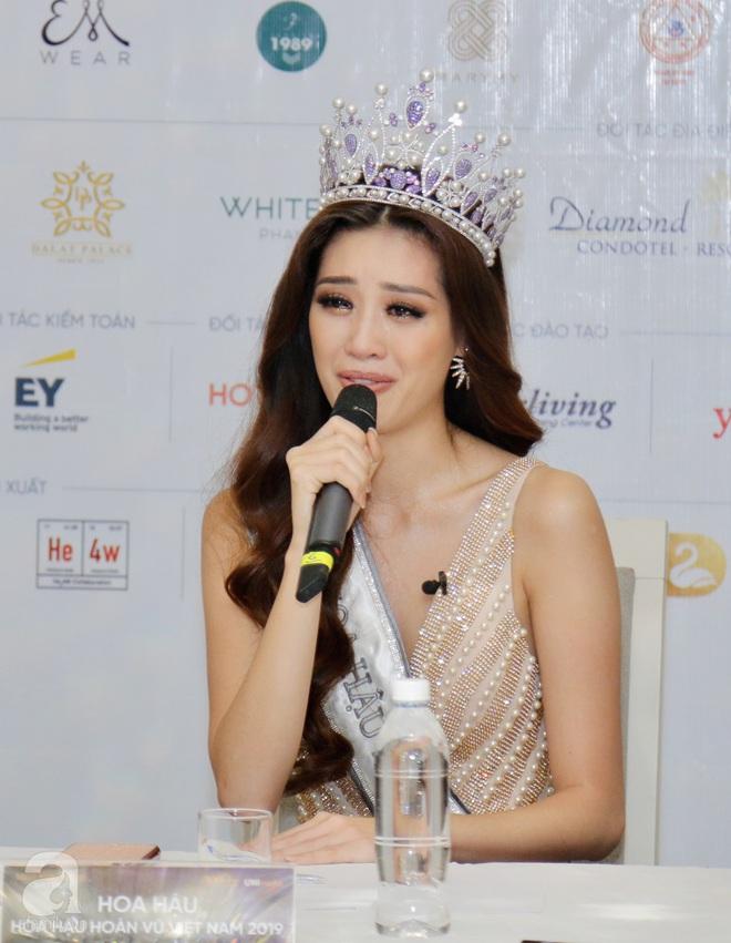 Bị chê ứng xử nhạt, Tân Hoa hậu Hoàn vũ Việt Nam lên tiếng đáp trả - ảnh 4
