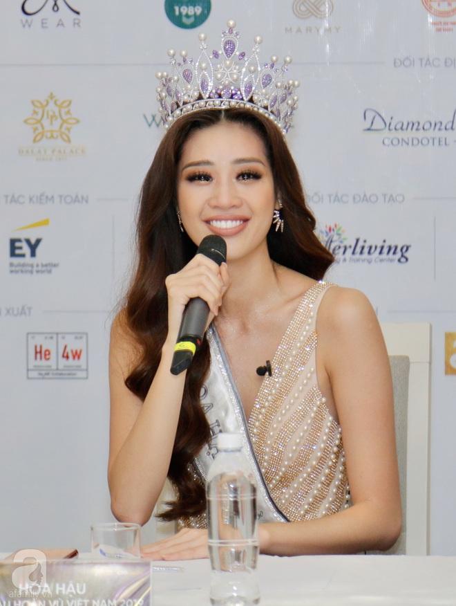 Bị chê ứng xử nhạt, Tân Hoa hậu Hoàn vũ Việt Nam lên tiếng đáp trả - ảnh 5