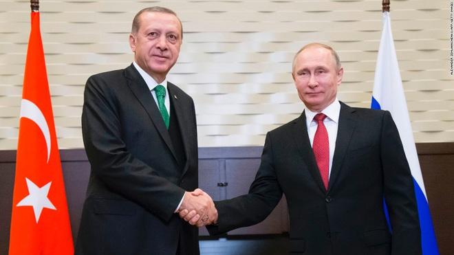 Chơi trò nước đôi ở Libya, Tổng thống Putin khó tránh khỏi huynh đệ tương tàn với Thổ Nhĩ Kỳ? - ảnh 2