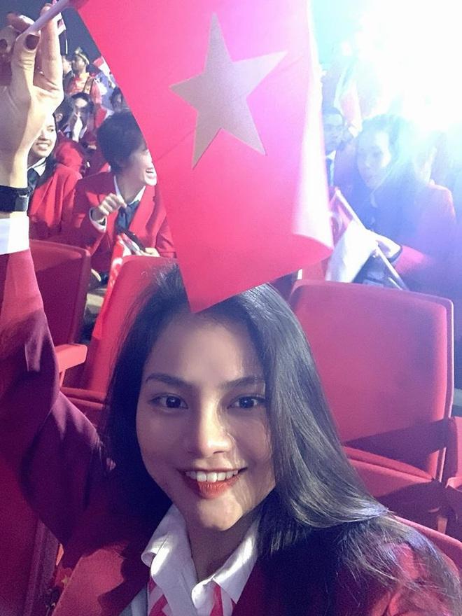 Nữ bác sĩ xinh đẹp của đoàn thể thao Việt Nam dự SEA Games 30: 1 ngày làm việc có khi kéo dài 17 tiếng - ảnh 3