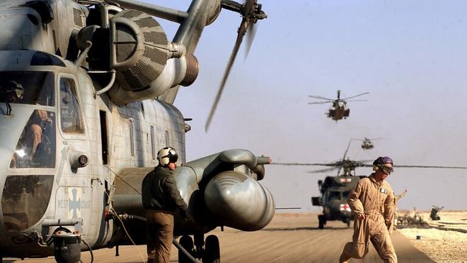 CẬP NHẬT: Tiêm kích Nga đánh chặn cường kích Israel ở Syria, 500 xe quân sự Mỹ ào ạt tiến vào Iraq - Ảnh 15.