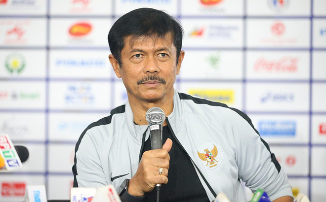 HLV Indonesia: Tôi có lợi thế vì tôi là người Indonesia, còn ông Park là người Hàn Quốc
