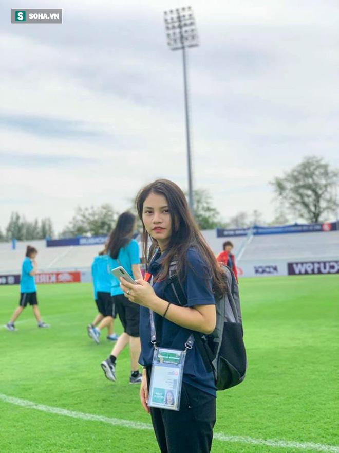 Nữ bác sĩ xinh đẹp của đoàn thể thao Việt Nam dự SEA Games 30: 1 ngày làm việc có khi kéo dài 17 tiếng - ảnh 6