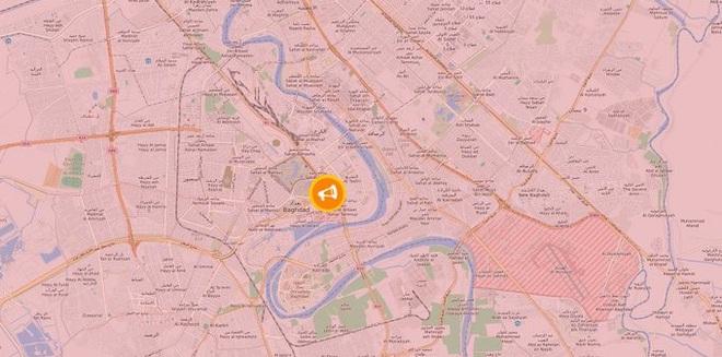 CẬP NHẬT: Tiêm kích Nga đánh chặn cường kích Israel ở Syria, 500 xe quân sự Mỹ ào ạt tiến vào Iraq - Ảnh 14.
