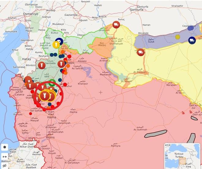 CẬP NHẬT: Hàng trăm tên lửa hành trình Tomahawk đã chĩa vào Iran - Tiêm kích Su-35 Nga truy sát chiến đấu cơ Israel ở Syria - Ảnh 7.