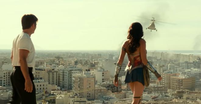 Wonder Woman 1984 chính thức hé lộ trailer đầu tiên - ảnh 6